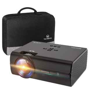 Vankyo Leisure Projector with carry case