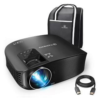 Vankyo Home Projector with carry case