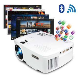erison projector video home tv theater