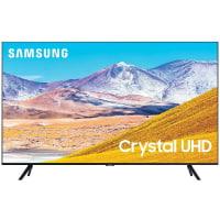 """Samsung 50"""" TU8000 Crystal UHD 4K UHD Smart TV with Alexa Built-in UN50TU8000FXZA 2020"""