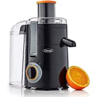 Omega C2000B Chute High Juicer Makes Fresh Fruit and Vegetable Juice