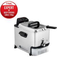 T-fal Deep Fryer with Basket, Stainless Steel