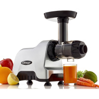 Omega Juicers CNC80S Compact Slow Speed Multi-Purpose Nutrition Center Juicer