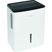 Frigidaire FFAD2233W1 Portable Low Humidity 22 Pint Capacity Dehumidifier, White