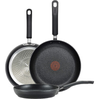 T-fal Professional 3-Piece Total Nonstick Thermo-Spot Heat