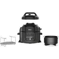 Ninja Foodi 6.5-QT Pressure Cooker & Air Fryer, Black
