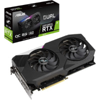 ASUS Dual NVIDIA GeForce RTX 3070 OC Edition Gaming Graphics Card
