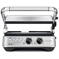 Breville BGR700BSS1BCA1 The Sear and Press Open Flat Grill