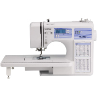Brother HC1850 Computerized Sewing and Quilting Machine with 130 Built-in Stitches
