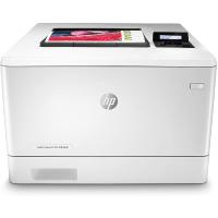 HP Color Laserjet Pro M454Dn Printer (W1Y44A) – Ethernet Only, White