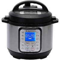 Instant Pot DUO Plus 3 Qt 9-in-1 Multi- Use Programmable Pressure Cooker