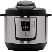 Instant Pot Lux 6-in-1 Multi-Use Programmable Pressure Cooker