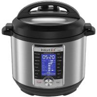 Instant Pot Ultra Electric Pressure Cooker, 6 Quart