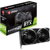 MSI Gaming GeForce RTX 3070 8GB GDRR6 256-Bit HDMI