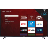 """TCL 65S425-CA 4K Ultra HD Smart LED Television (2019), 65"""""""