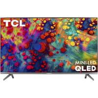 "TCL 55"" 6-Series 4K UHD Dolby Vision HDR QLED Roku Smart TV - 55R635-CA"
