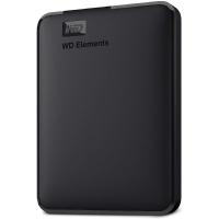 WD 4TB Elements Portable External Hard Drive - USB 3.0