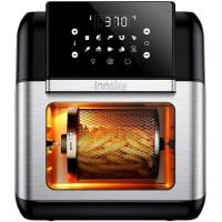 nnsky Air Fryer, 10.6-Quarts Air Oven, Rotisserie Oven,