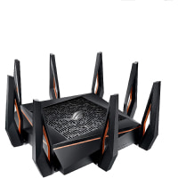 ASUS ROG Rapture GT-AX11000 AX11000 Tri-Band 10 Gigabit WiFi Router