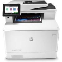 HP Color Laserjet Pro Multifunction M479fdn Laser Printer