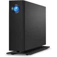 LaCie d2 Professional 6TB External Hard Drive Desktop HDD – USB-C USB 3.0