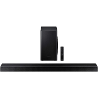 Samsung HW-Q60T 5.1ch Soundbar with 3D Surround Sound and Acoustic Beam