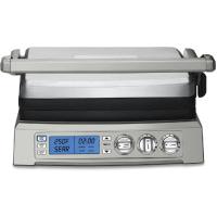 Cuisinart Griddler, Elite, Silver,GR-300WSP1