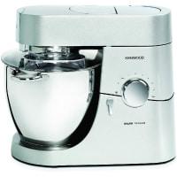 De'Longhi KMM021 7QT Chef Titanium Kitchen Machine