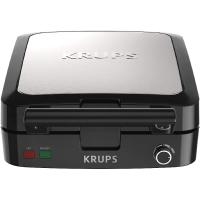 KRUPS 8000035972 8000035972 Adjustable Temperature Belgian Waffle Maker