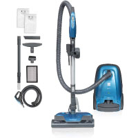 Kenmore BC3005 Pet Friendly Lightweight Bagged Canister Vacuum Cleaner