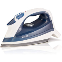 Maytag Speed Heat Steam Iron & Vertical Steamer with Stainless Steel Sole Plate