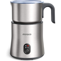 Miroco MI-MF005 milk frother, Large, Silver