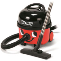 Numatic HVR200A Henry - High Efficiency Motor Canister Vacuum Cleaner