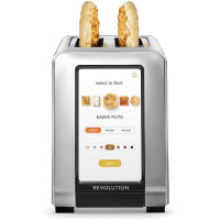 Revolution Cooking R180 High-Speed 2-Slice Stainless Touchscreen Toaster