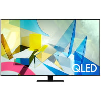 "Samsung 55"" Q80T 4K Ultra HD HDR Smart QLED TV"