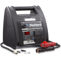 DieHard 71688 Platinum Portable 1150 Peak Amp 12 Volt Jump Starter