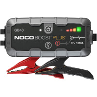 NOCO Boost Plus GB40 1000 Amp 12-Volt UltraSafe Portable Lithium Jump Starter Box