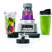 Ninja SS101 Foodi Power Nutri Duo Smoothie Bowl Maker and Personal Blender