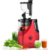 CAYNEL Slow Masticating Juice Extractor
