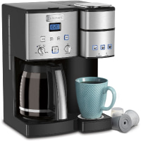 CUISINART SS-15C Coffee Maker, Silver