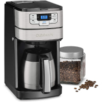 Cuisinart DGB-450C Automatic Grind & Brew 10-Cup Thermal Coffeemaker