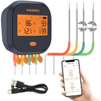 Inkbird WiFi Grill Thermometer IBBQ-4T