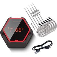 Inkbird Wireless Bluetooth BBQ Thermometer IBT-6XS