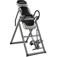 Innova Health and Fitness Heavy Duty Deluxe Inversion Table with Air Lumbar Support