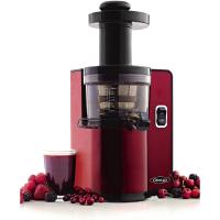 Omega Juicers VSJ843QR Vertical Slow Masticating Juicer