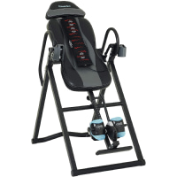 PREVENTION Inversion Table UL Certified with Heat and Massage Therapy