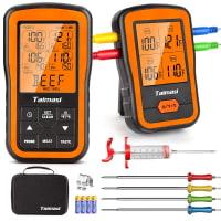 TAIMASI Wireless Digital Meat Thermometer Set
