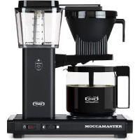 Technivorm Moccamaster KBG 59656 10-Cup Coffee Brewer with Glass Carafe