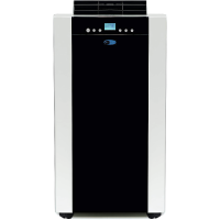 Whynter 14,000 BTU Dual Hose Portable Air Conditioner with Storage bag