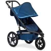 BOB Alterrain Pro Jogging Stroller, Blue